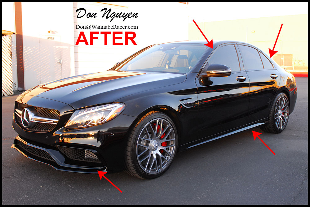 Don Nguyen Norcal Bay Area Vinyl Wrapping Tour