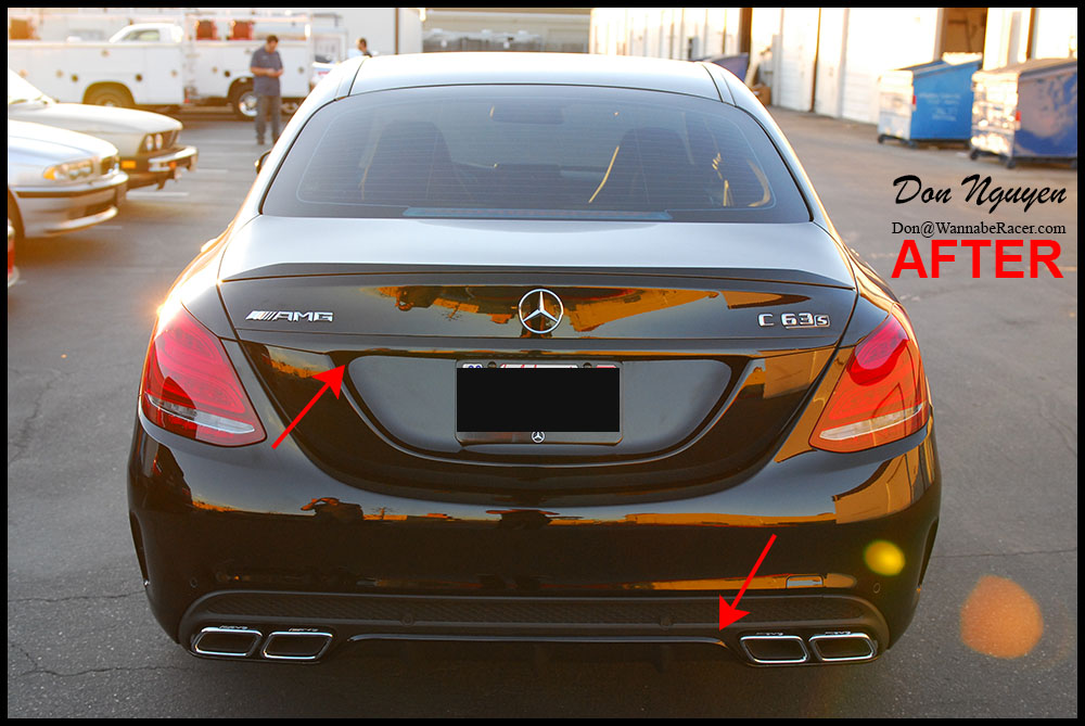 Fs Don Nguyen Vinyl Roof Wrapping Tail Light Tinting Black Out Chrome Trim In Page 5