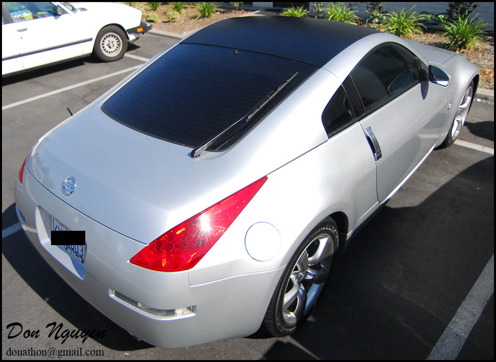 Fs Don Nguyen Vinyl Roof Wrapping Tail Light