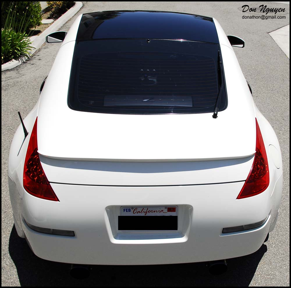 Don Nguyen | **Vinyl Roof Wrapping Services + Stickers/Graphics And More!**    MBWorld.org Forums