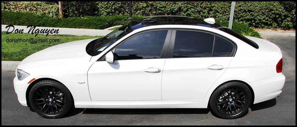 Matte White Acura Tl >> **Don Nguyen | Vinyl Roof Wraps, Black Window Trim, Custom Graphics, and more.** - Page 3 ...