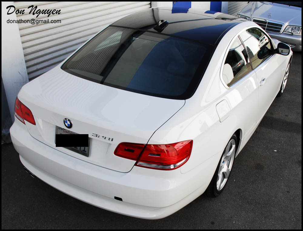 Irvine Bmw >> Don Nguyen | **Vinyl Roof Wrapping Services + Stickers