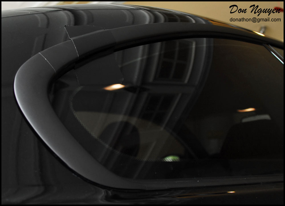 Don Nguyen Vehicle Wrap Tint Plastidip Custom Decals