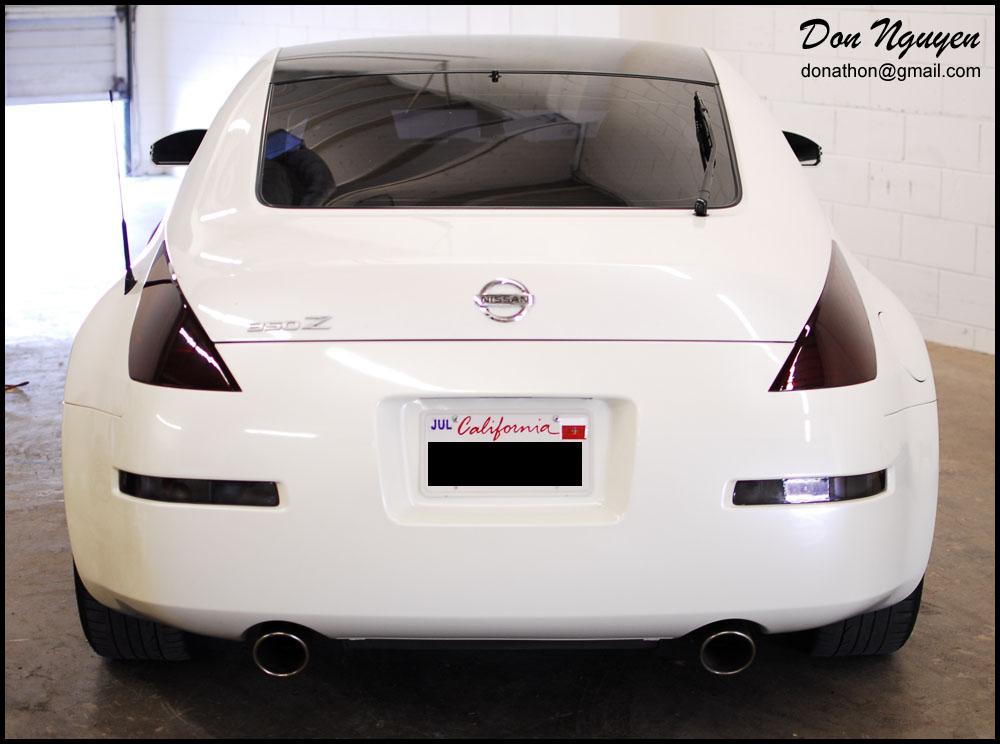 Roof Vinyl Wrap Thread Page 3 My350z Com Nissan 350z