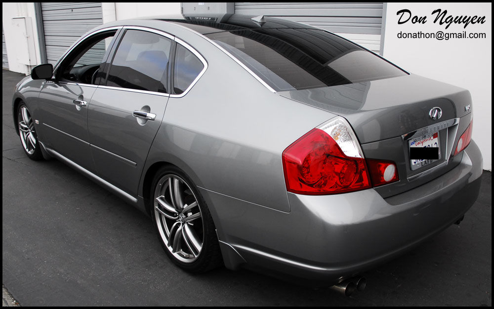 Don Nguyen Gloss Black Vinyl D Roof Pictures On Some