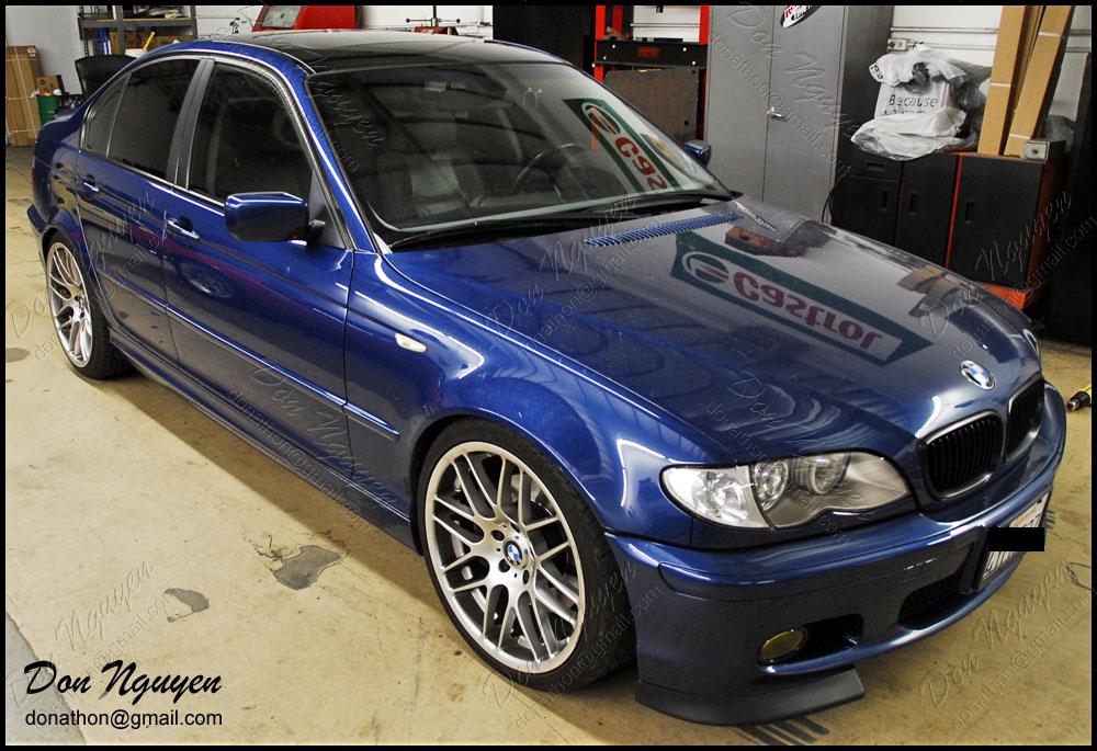 Auto Vinyl Wrap >> Don Nguyen | E46 - Official vinyl wrapping pictures thread - Bimmerfest - BMW Forums